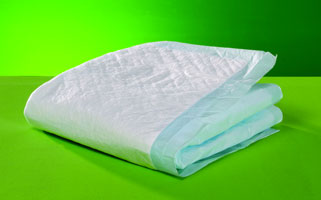 Bed and Chair Pads - Disposable width=