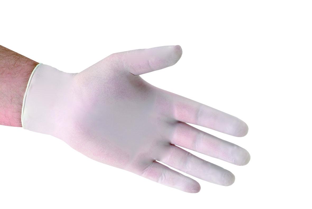 Gloves (Latex or Vinyl) width=
